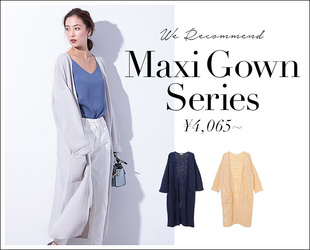 Maxi Gown Series