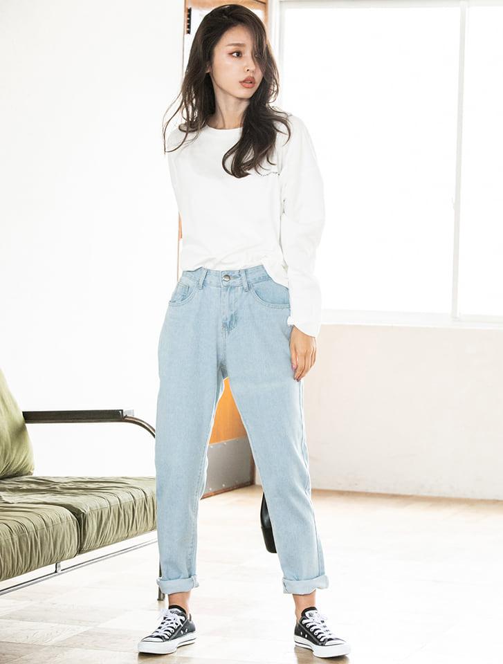 【fifth/フィフス】【Korea Select】 スリムテーパードデニム/Lily