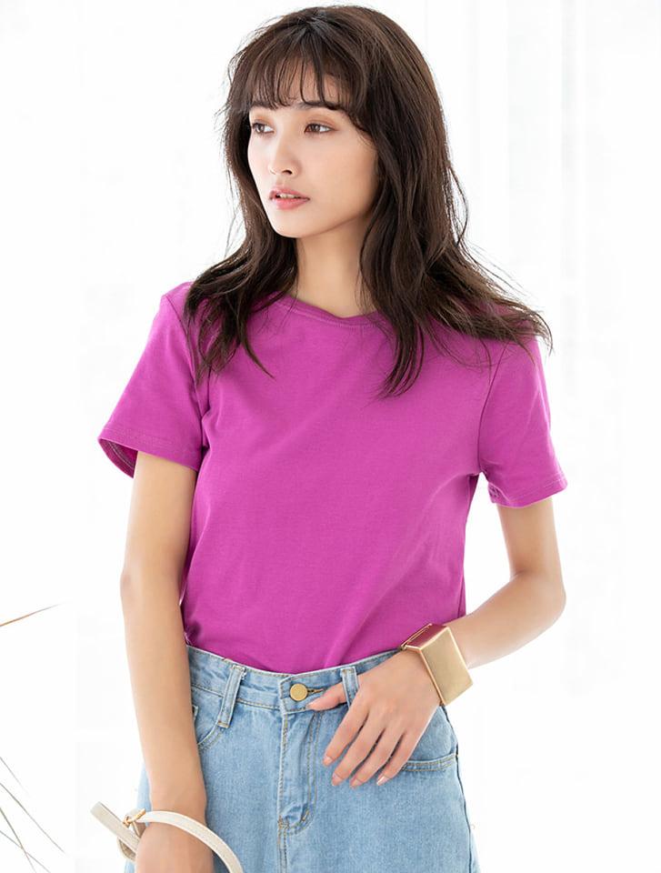 【fifth/フィフス】コンパクトストレッチTシャツ
