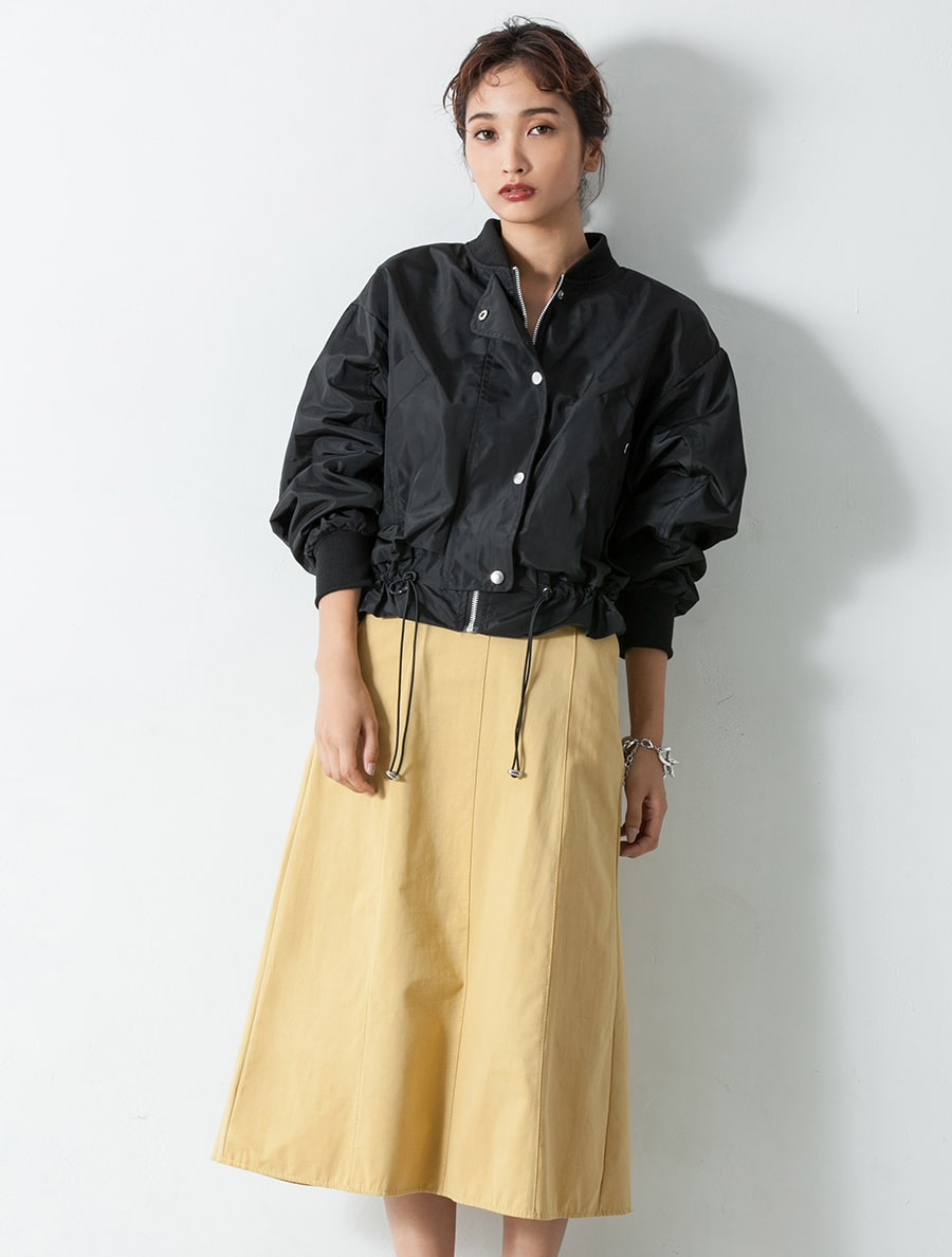 【fifth/フィフス】ロングミディスカート