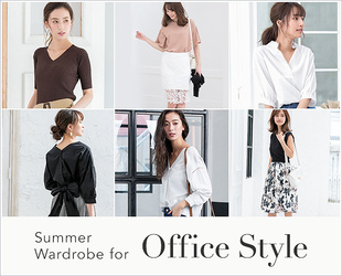 Summer Office Style