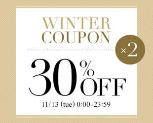 30%OFF WINTER COUPON