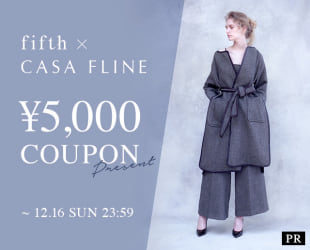 fifth × CASA FLINE
