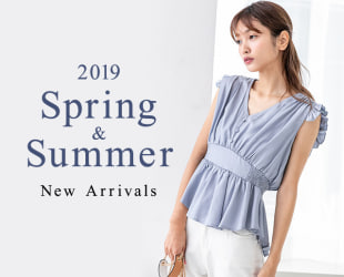 New Arrivals Spring&Summer